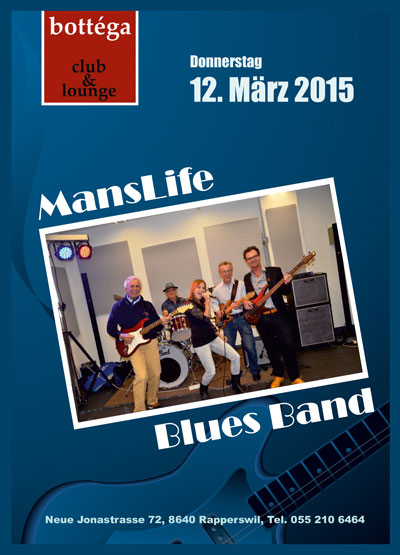 MansLife Bluesband